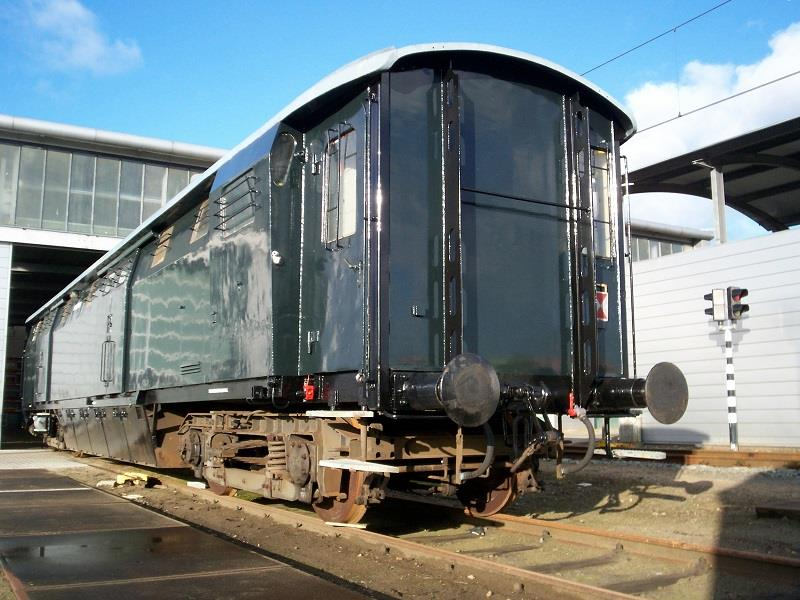 Historische trein komt na 50 jaar terug in Harlingen